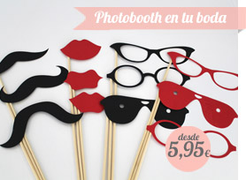 Photobooth en tu boda